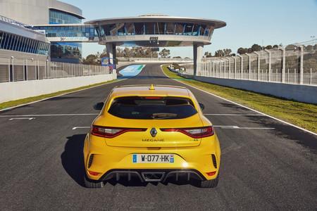 Renault Mégane R.S. 2018, prueba contacto