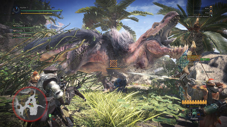 Con este glorioso trailer, Monster Hunter World pone fecha a su versión de PC. ¡4K y 60 FPS confirmados!