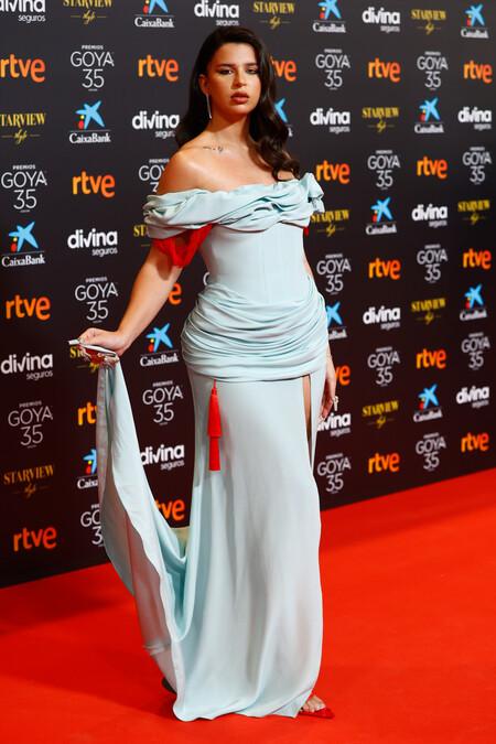 Peores Vestido De Los Goya 20211