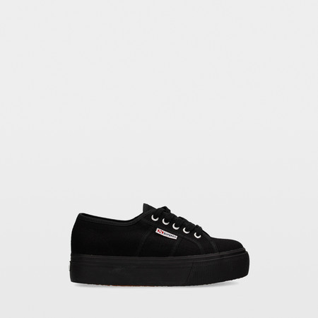 Zapatillas Superga Plataforma 996 Ful Black 7604296 1