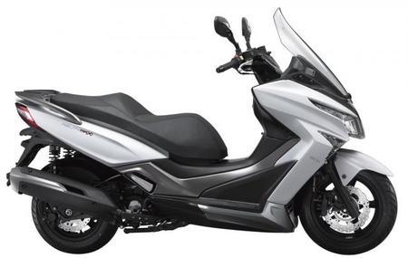 Kymco Agility Maxi 300i ABS