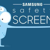 Samsung lanza Safety Screen, una aplicación para cuidar los ojos de los niños