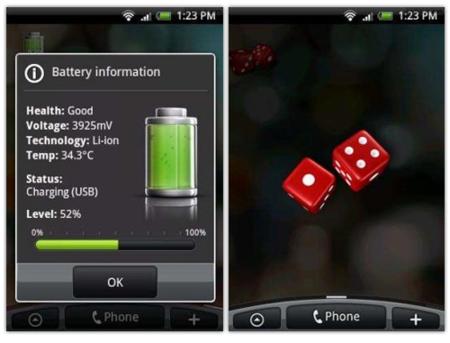 HTC se apunta con sus widgets al negocio de las aplicaciones en Android Market