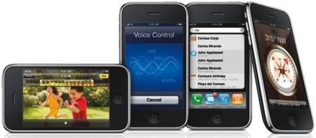 ¿Fraccionará el iPhone 3G S la App Store?