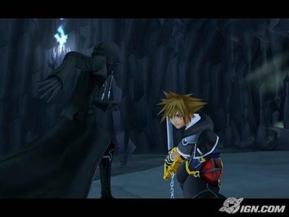Kingdom Hearts II: marchando una de capturas