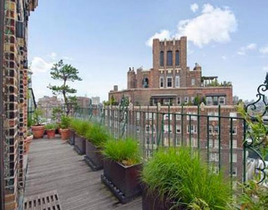 Foto de las casas de los famosos jennifer aniston nueva york 7 12 - Casas en nueva york ...