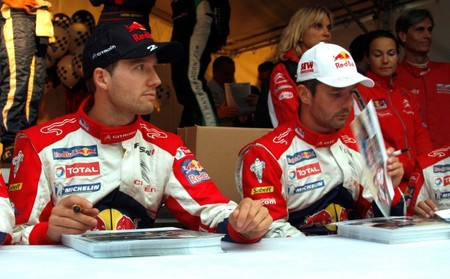 Sébastien Ogier está decepcionado por no poder continuar la batalla