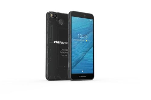 """Fairphone 3: este smartphone es """"100% reparable"""", usa materiales reciclados y presume ser el más ético del mundo"""