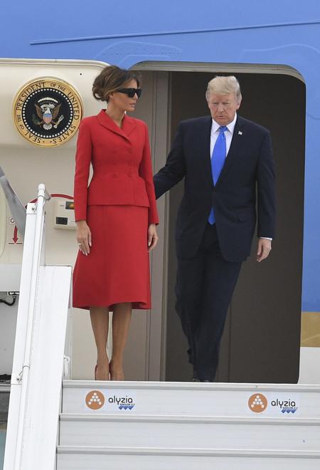 Melania Trump Dior
