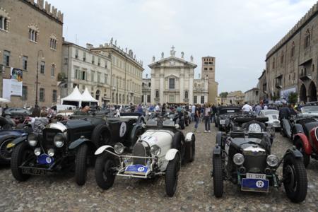 El nuevo Tazio Time Only de Eberhard volverá a cronometrar la 28 edición del Gran Premio Nuvolari