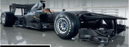 El acuerdo entre Hispania F1 Racing Team y Toyota cerca de consumarse