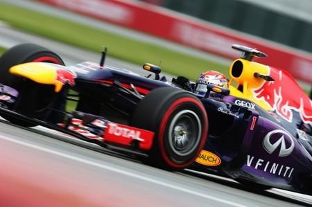 Sebastian Vettel se lleva una gran pole bajo la lluvia