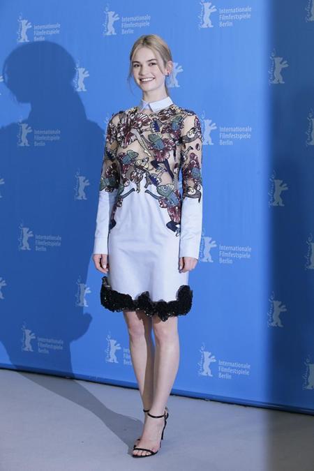 Cinderella Pelicula Berlinale Lily James Cate Blanchett