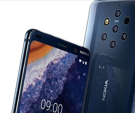 Nokia 9 Pureview 9