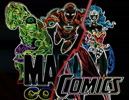 Marvel Vs. DC Comics, los dos pesos pesados están en la App Store