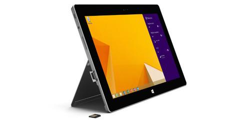 Microsoft anuncia Surface 2 con 4G/LTE para Estados Unidos con el operador AT&T