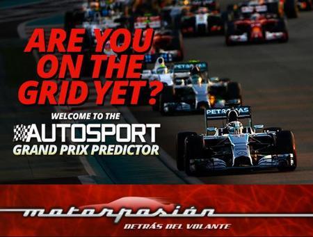 Fórmula 1: ¡Apúntate a la Liga de Motorpasión!