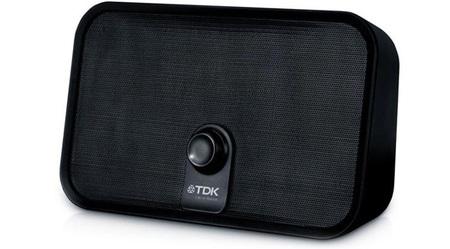 TDK TW-550, un altavoz inalámbrico con Bluetooth y muy manejable