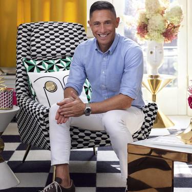 El alfarero y diseñador Jonathan Adler, colaborador de lujo para la próxima colección de H&M Home