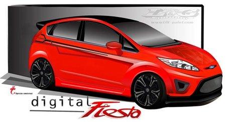 Ford Fiesta by L&G Enterprises