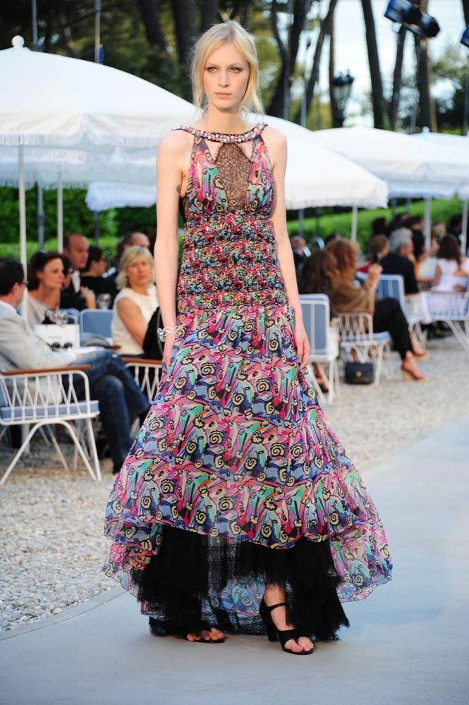 Colección Chanel Crucero 2012