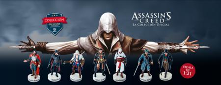 'Assassin's Creed' lanza en México una colección de 80 fascículos que incluyen figuras pintadas a mano: estos son sus precios