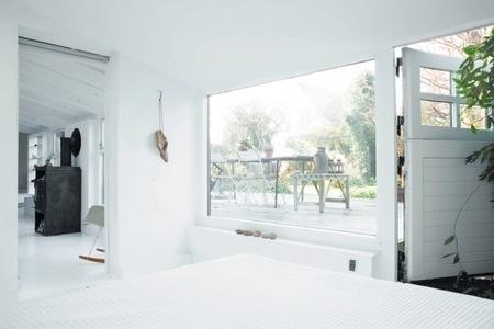 Puertas abiertas: una casa de veraneo en Dinamarca