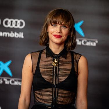 Arranca el Festival de Cine de Sitges 2020 y Aura Garrido y Juana Acosta eclipsan la primera jornada de alfombra roja