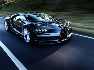 Bugatti Chiron, el sucesor del Veyron vuelve a colocar alto el listón