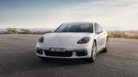 Porsche Panamera 4 E Hybrid 2016 Porsche