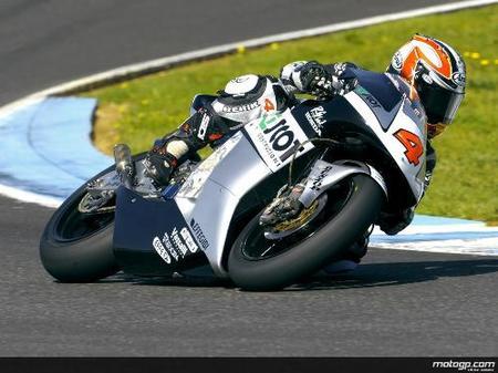 Hiroshi Aoyama vence en un alocado Gran Premio de España