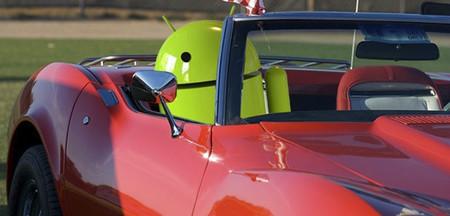 Usando la vibración del coche para cargar el teléfono móvil
