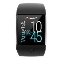 Para no salir a hacer deporte sin reloj inteligente, el Polar M600 en negro, en Amazon, sólo cuesta 179 euros