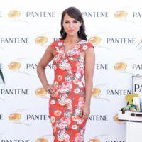 Paula Echevarría sigue presumiendo de melena con la nueva gama Perfect Hydration de Pantene