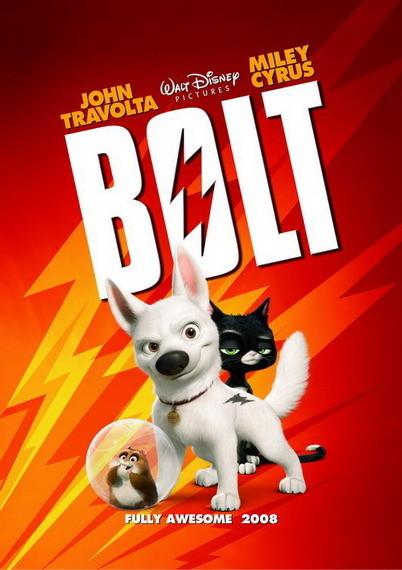 'Bolt', nuevo póster