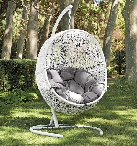 Sillon Para Jardin Blanco Cocon Cocon 500 9 29 129753 4