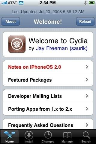 Cydia quiere ofrecer aplicaciones de pago para el iPhone