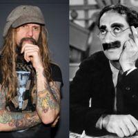 Rob Zombie dirigirá una película sobre los últimos años del genial Groucho Marx