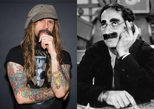 Zombie y Groucho