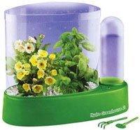 Hydro GreenHouse, plantas que se riegan ellas solas