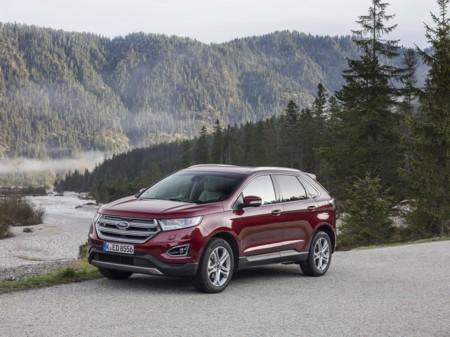 Todo sobre el Ford Edge. La apuesta americana que llega a Europa con mucha tecnología y buena presencia