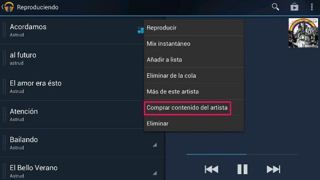 Foto de Google Play Music (7/9)