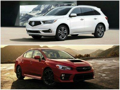 Acura y Subaru son las marcas con el mejor costo de mantenimiento a cinco años según Kelley Blue Book