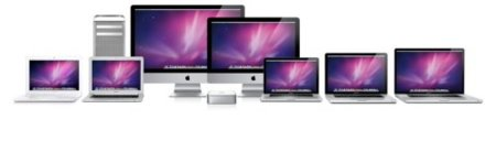 apple imac macbook pro mac mini pro air
