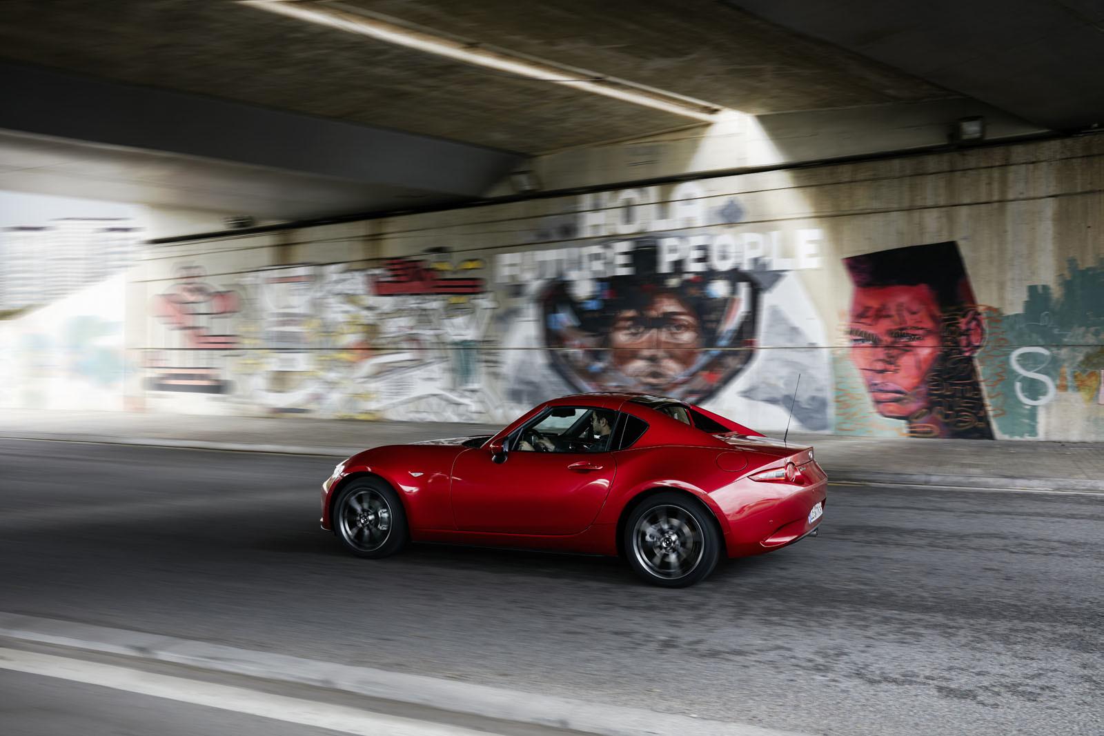 Foto de Mazda MX-5 RF (toma de contacto) (17/31)