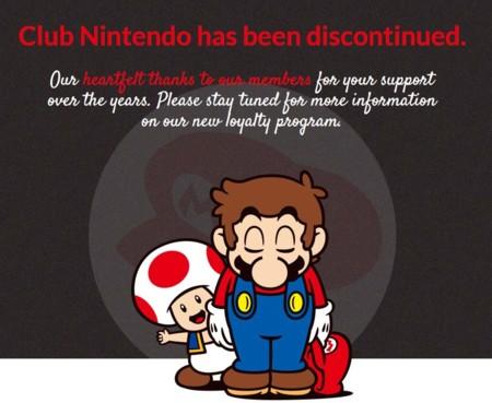 Fin Club Nintendo