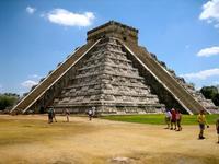 Visita a Chichén Itzá en Yucatán, México