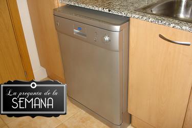 ¿Cocinaríais en el lavavajillas? La pregunta de la semana