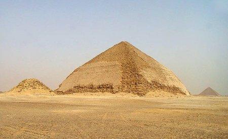 Nuevas pirámides abren por vez primera en Egipto