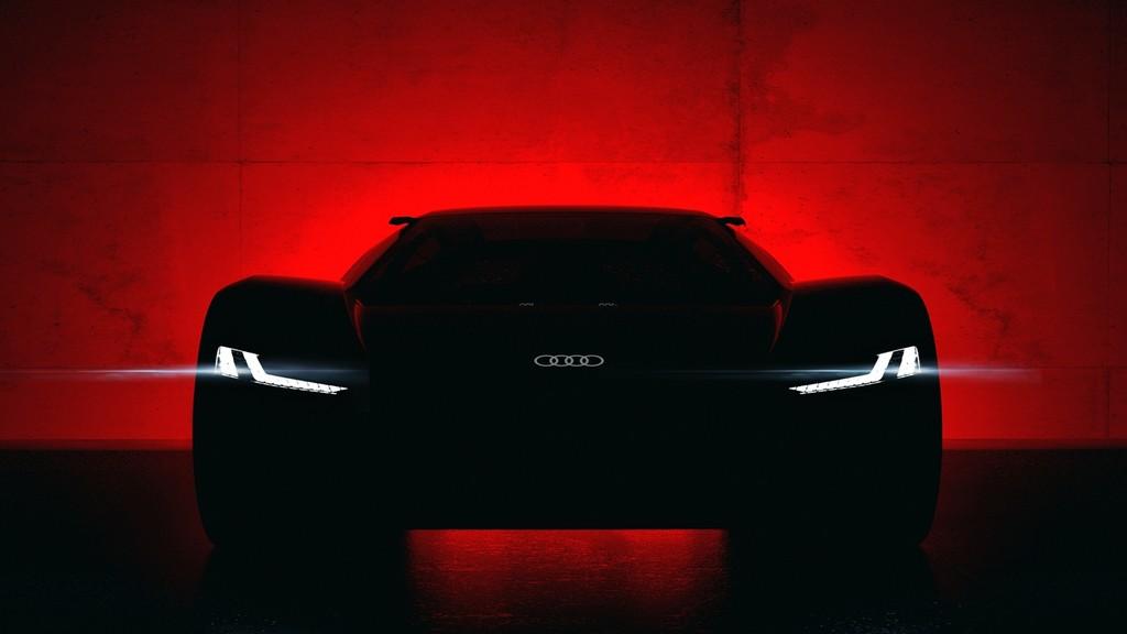 Audi Pb 18 E Tron
